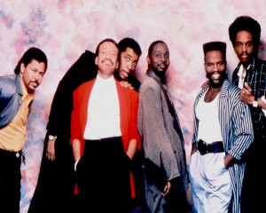 Earth Wind & Fire Touch The World Tour 1987 Last Muriece White's Tour Picture B